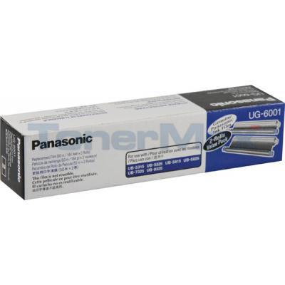 PANASONIC UB-5315 UB-5815 RIBBON BLACK